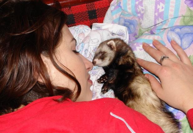bijou and I